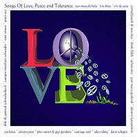songs of love, peace, and tolerance - diverse