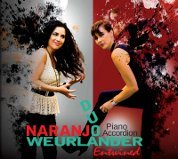 Duo Naranjo-Weurlander (piano-accordion/Chile-Finland)