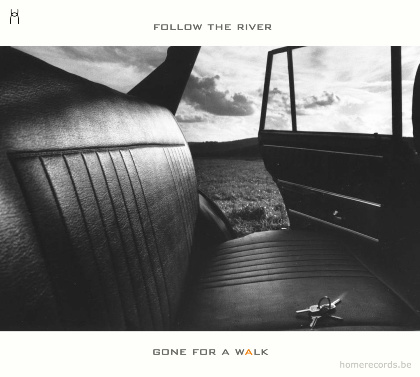 Gone for a walk - Follow the river