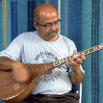 The dutar virtuoso in action