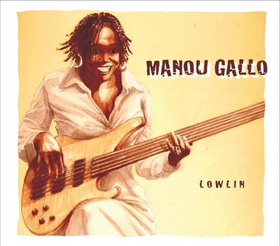 Lowlin - MANOU GALLO & THE GROOVE ORCHESTRA