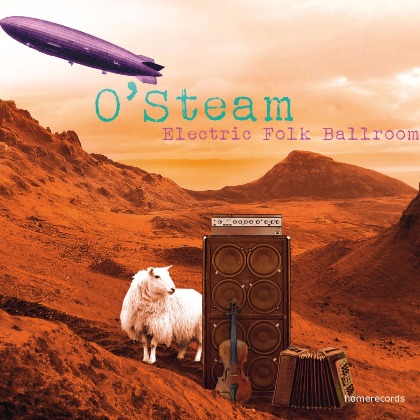 Electric Folk Ballroom - O'Steam