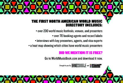 N. American World Music Directory - rock paper scissors