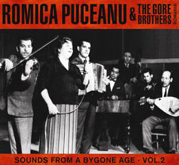 Sounds From A Bygone Age Vol. 2 - ROMICA PUCEANU