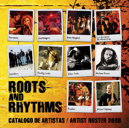 ROSTER 2008 - ROOTS AND RHYTHMS