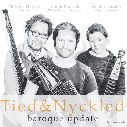 baroque update - Tied & Nyckled