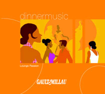 Dinner Music - Lounge Passion - Various Artists