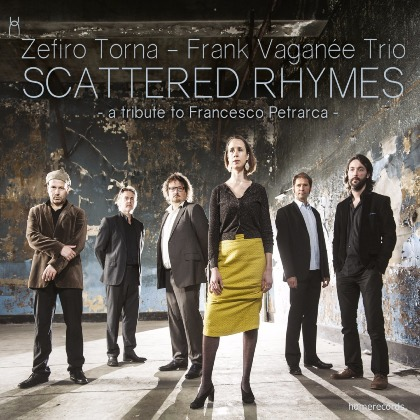 Scattered Rhymes - Zefiro Torna