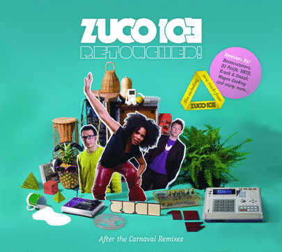 Retouched! After the Carnaval remixes - Zuco103