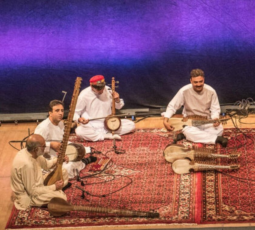 Sufi music and classical pieces from the golden age of Afghan music